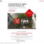 Falck – Dit helbred – Vind en sundhedssikring.